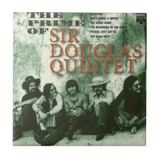 The Prime Of Sir Douglas Quintet Tiles