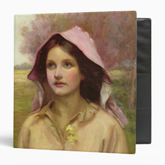 The Primrose Girl 3 Ring Binder