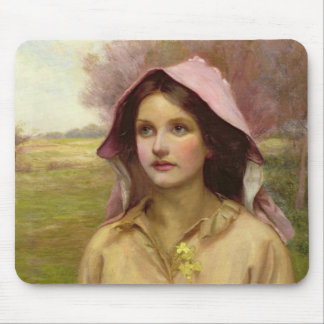The Primrose Girl Mouse Pad