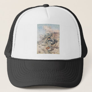 The Prince and the Fox Trucker Hat