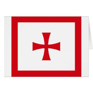 the Prince Bishopric Montenegro, Montenegro Greeting Card