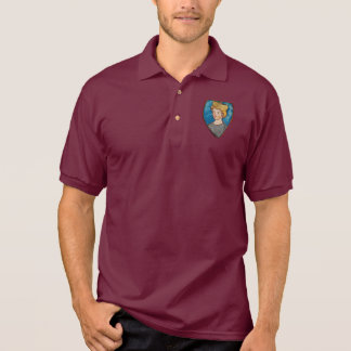 The Prince is in the Castle Polo Shirt