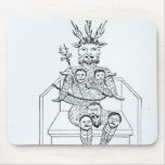 The Prince of Darkness Mouse Pad