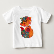 The Prince of Fox Baby T-Shirt