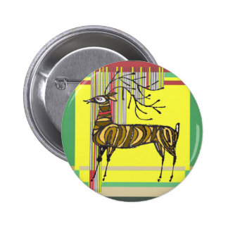 The Prince of the Forest. Pinback Button