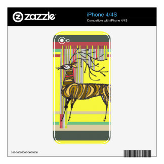 The Prince of the Forest. iPhone 4 Skins