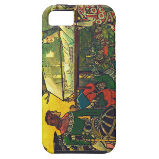 The Prince & the Glass Coffin, Franz Jüttner iPhone SE/5/5s Case