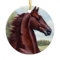 The Prince (WC Merchant Prince by JNS Fine Art Christmas Ornaments
