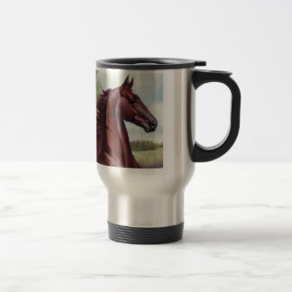 The Prince (WC Merchant Prince by JNS Fine Art Travel Mug