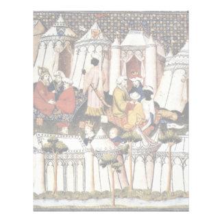 """The Princes Of The Orient"""" By Meister Der 'Cité D Letterhead"""