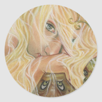 The Princess and Goblin Sticker