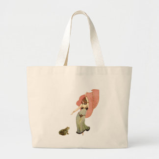 The Princess And The Frog Tote Bags