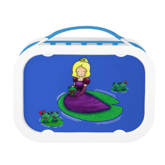 The Princess And The Frog Dating? Lunch Box