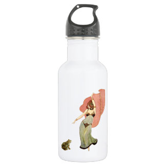 The Princess And The Frog Stainless Steel Water Bottle