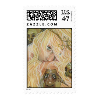 The Princess and the Goblin Postage