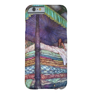 The Princess and the Pea by Edmund Dulac Barely There iPhone 6 Case