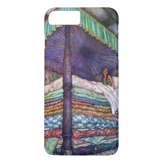 The Princess and the Pea by Edmund Dulac iPhone 8 Plus/7 Plus Case