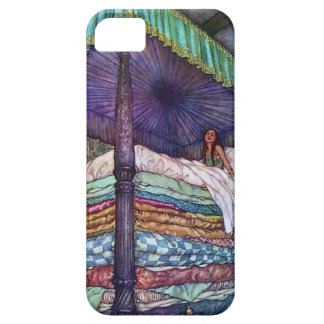 The Princess and the Pea by Edmund Dulac iPhone SE/5/5s Case