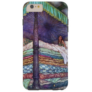 The Princess and the Pea by Edmund Dulac Tough iPhone 6 Plus Case