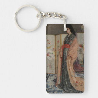 The Princess from the Land of Porcelain Keychain