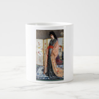 The Princess from the Land of Porcelain Large Coffee Mug