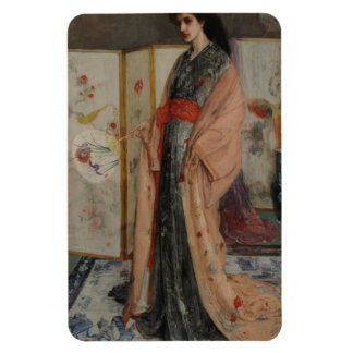 The Princess from the Land of Porcelain Rectangular Photo Magnet