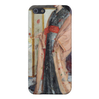 The Princess from the Land of Porcelain, Whistler Cover For iPhone SE/5/5s