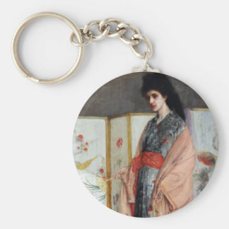 The Princess from the Land of Porcelain, Whistler Keychain