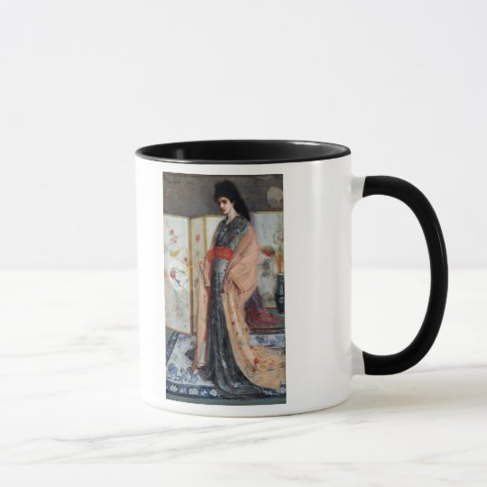 The Princess from the Land of Porcelain, Whistler Mug