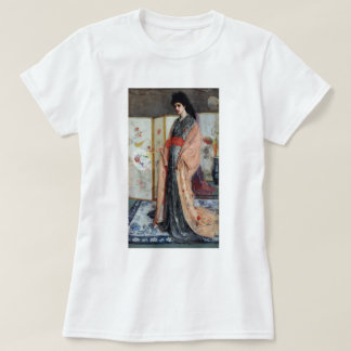 The Princess from the Land of Porcelain, Whistler T-Shirt