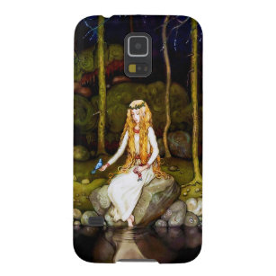 The Princess in the Forest Galaxy S5 Cover