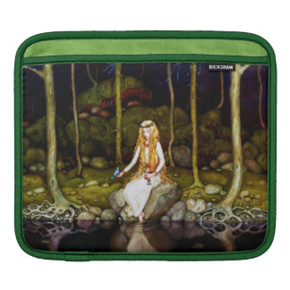 The Princess in the Forest iPad Sleeve