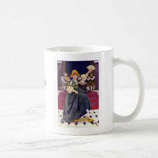 The Princess Lost Her Shoe Nursery Rhyme Coffee Mug