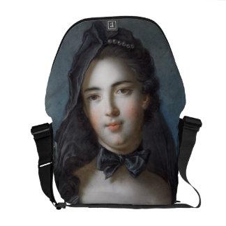 The Princess of Beauveau, nee Sophie Charlotte de Messenger Bag