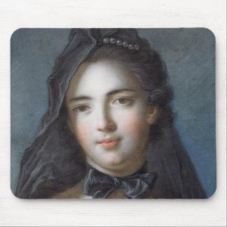 The Princess of Beauveau, nee Sophie Charlotte de Mouse Pad