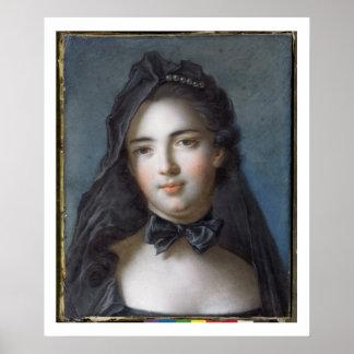 The Princess of Beauveau, nee Sophie Charlotte de Poster