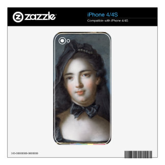 The Princess of Beauveau, nee Sophie Charlotte de Skins For The iPhone 4