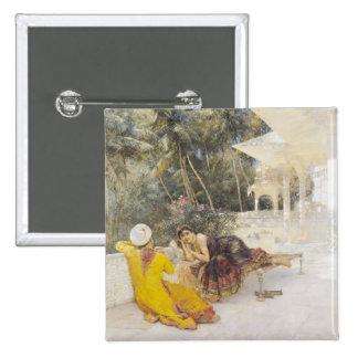 The Princess of Bengal, c.1889 Button