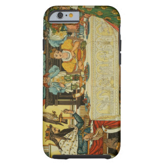 The Princess Shares her Dinner with the Frog, from iPhone 6 Case