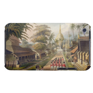 The Principal Approach to the Great Dagon Pagoda a Barely There iPod Case