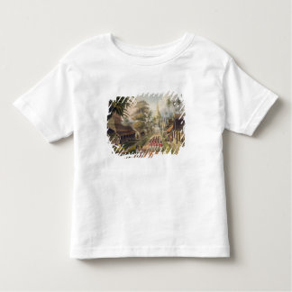 The Principal Approach to the Great Dagon Pagoda a Toddler T-shirt