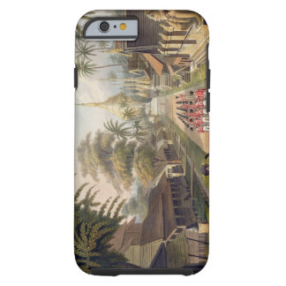 The Principal Approach to the Great Dagon Pagoda a Tough iPhone 6 Case
