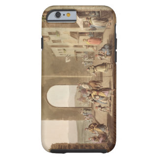 The Principal Street in Bethlehem, from 'Views of Tough iPhone 6 Case