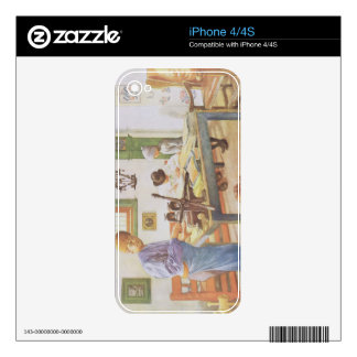 The Print Room, pub. in 'Lasst Licht Hinin'(`Let i iPhone 4S Skins