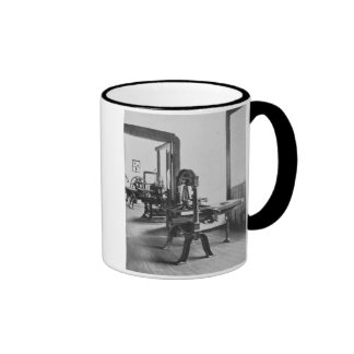 The Printing Works from the Workshops of the Bauh Mug