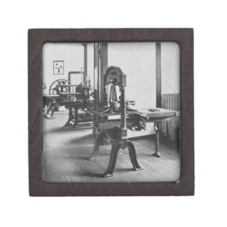 The Printing Works, from the Workshops of the Bauh Premium Jewelry Boxes