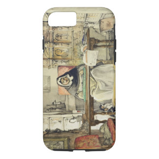 The Prior, from 'Sketches of Spain', engraved by C iPhone 7 Case