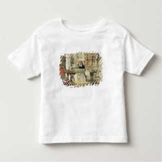 The Prior, from 'Sketches of Spain', engraved by C Toddler T-shirt