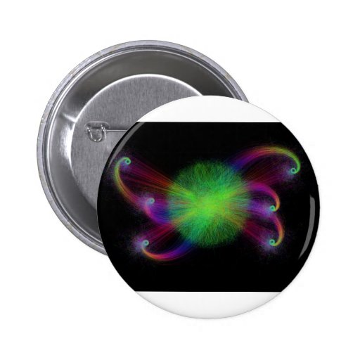 The Prism of Creation Pinback Button