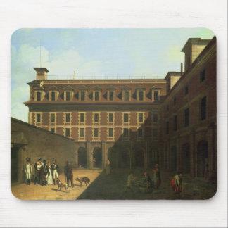 The Prison des Madelonnettes Mouse Pad